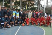 West Zone inter University Basket ball 4
